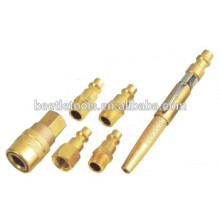 air tools of 6 pcs quick coupler