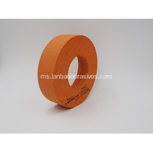 Orange S40 Polishing Wheel (D130 H60 T35)