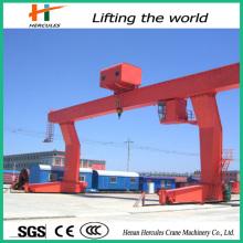 L Type 5-50ton Single Beam Hanger Gantry Crane
