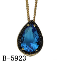 Colgante del collar de la joyería de moda del diseño de Hotsale de la fábrica