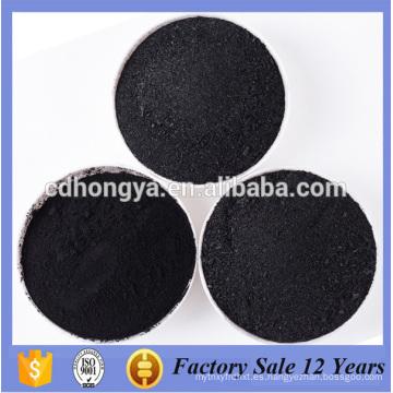 Alto contenido de yodo activado en polvo de carbón para la decoloración de la pasta de dientes