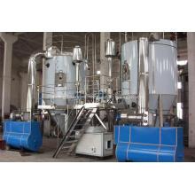 Secador de pulverización a presión (enfriamiento) para productos granulados y en polvo