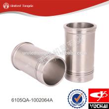 Forro do cilindro do motor de Yuchai 6105QA-1002064A para YC6105