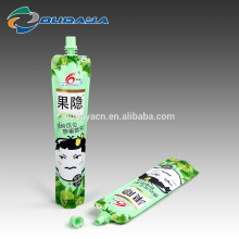 Beverage Pouch Bag with spout