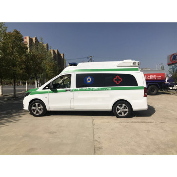 Emergency Vehicle Petrol ICU Transit Medical Clinic New Ambulance
