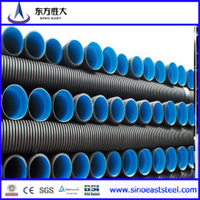High Density PE Double-Wall Corrugated Pipe for Municipal Engineering Rainwater