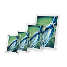 Kundenspezifische Formen Acryl Magnetische Foto-Block Yageli Made
