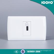 Igoto American Standard USB Plug Charger
