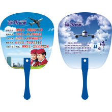 Cheap Advertising Fan Summer Promotion Custom Plastic Gift Small Hand Fans