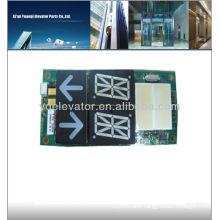 Schindler elevator display board ID.NR.51908047
