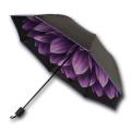 Damen Mode schöne Hochzeit Geschenke Blumen im vollen Druck Regenschirm