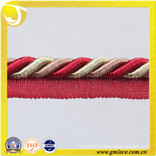 textiles cotton Rope for Cushion Decor Sofa Decor Living Room Bed Room