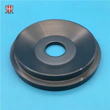 polimento Si4N4 placa de disco circular de cerâmica roundel personalizado