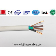Cable RV-K 0,6 / 1 kv Conductor de cobre flexible / XLPE / PVC