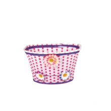 Colorful Bicycle Front Basket for Kids Bike (HBK-172)