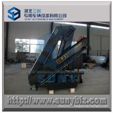 5 Tons Fold Arm Boom Crane Mounted Truck