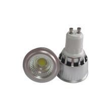 Sharp LED Spot Lamps for Showroom