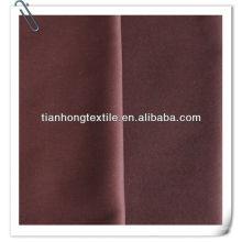 tecido de sarja de tingido planície poli/algodão/spandex