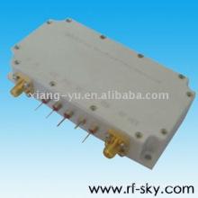 30-512MHz High Power Amplifier Technology