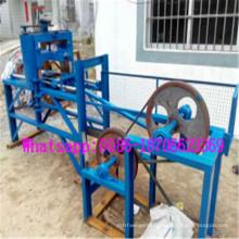 Le bois de machine utilisé en bois d'Excelsior de machine de panneau de fibre a fait la machine