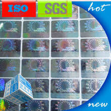 Custom 3d Holographic Label Printing