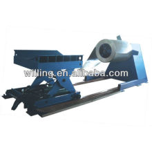 Hydraulic Uncoiler for Steel Coil for sale