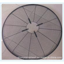 Protection de ventilateur en spirale pour l'industrie / ventilateur d'échappement
