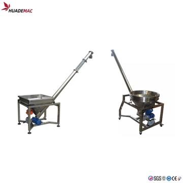 Schneckenförderer für elektrische Maschinen
