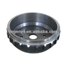grey iron casting wheel hub for truck
