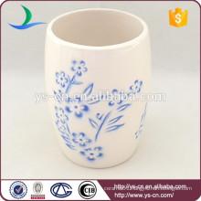 YSb40021-02-t bathroom set, ceramic bathroom accessory tumbler