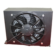 air conditioner of loader parts