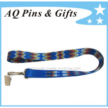 Heat Transfer Neck Lanyard with Printed 5