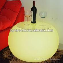New hot nightclub decoration table