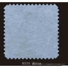 Белый цвет Non Сплетенный Вставить точечный флизелин с порошком ПА (8025 белый)