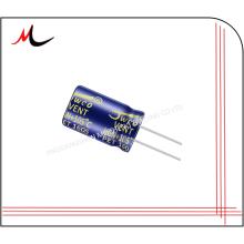 Capacitor super da série do capacitor HGN JWCO Marca 4.7UF 50V