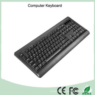 Spanische Layout-normale verdrahtete USB-Computer-Tastatur (KB-1802)