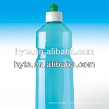 bouteilles de détergent à lessive liquide