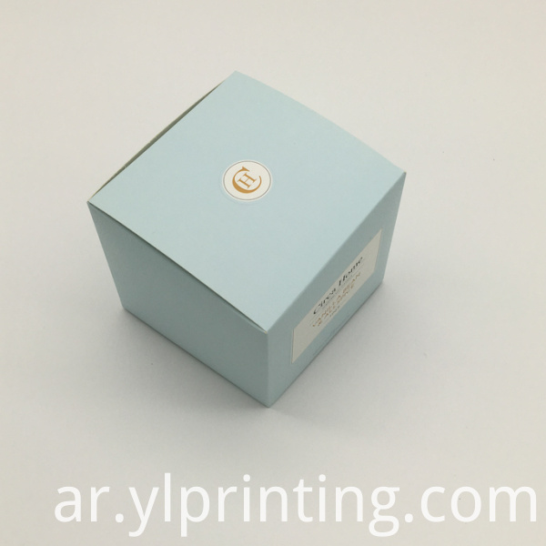 Colored Gift Box