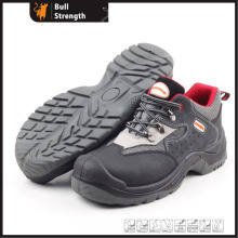 Industrial Leather Safety Shoes with Steel Toecap (SN5135)