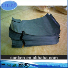 Insulation material die cut fish paper for electronic component
