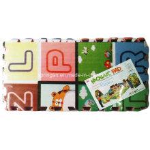 Mosaic EVA Mat 24PCS Brinquedos