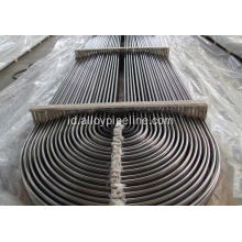 S30403 S31603 Tabung Baja Stainless U Bend