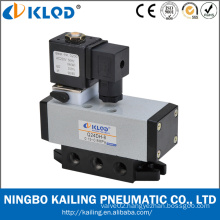 Q24HD-15 half inch alloy material high quality 12v solenoid valve