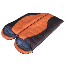 Envelope double sleeping bag
