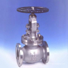 Stainless Steel Globe Valves with Flanged End