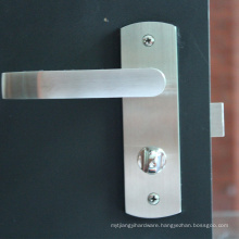High quality stainless steel 304 casting door lock handle set