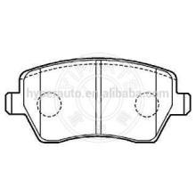 410608481R brake pads for Renault Clio3,Modus,twingo