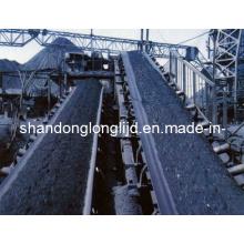 Correa transportadora de goma Ep / Polyester Mining