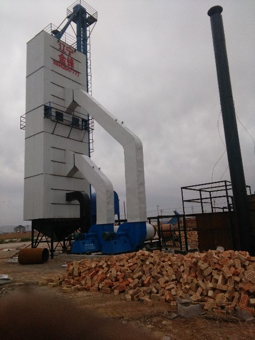 Soybean Drying Equipment