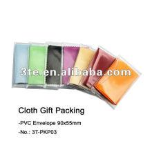 Tissu de nettoyage d'objectif, chiffon de nettoyage en microfibre